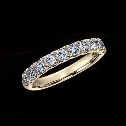 【エクセルコダイヤモンド(EXELCO DIAMOND)】《Beau Lac~ビュー レック~  3 YG》