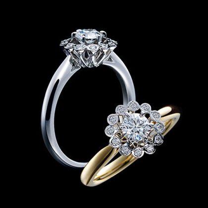 【エクセルコダイヤモンド(EXELCO DIAMOND)】《Plaisir~プレジィール~》