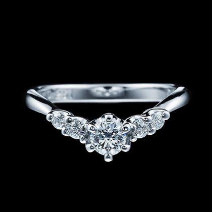 【エクセルコダイヤモンド(EXELCO DIAMOND)】《Engagement Ring 2291》