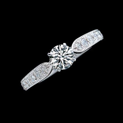 【エクセルコダイヤモンド(EXELCO DIAMOND)】《Reine de Corolle~レーヌ ド コロール~》