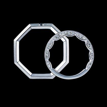 【エクセルコダイヤモンド(EXELCO DIAMOND)】《Diamond journey【Compass rose】~ダイヤモンド ジャーニー コンパス ローズ~》