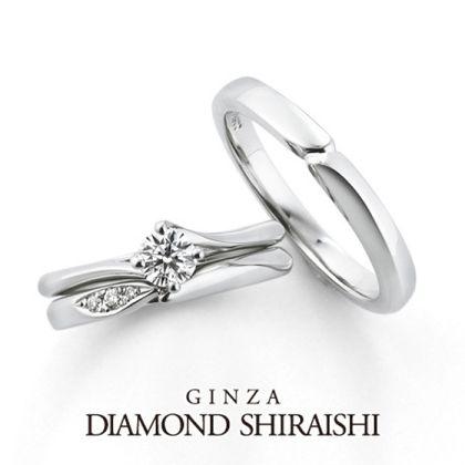 【銀座ダイヤモンドシライシ】Diamond Lily(ダイヤモンド リリー)