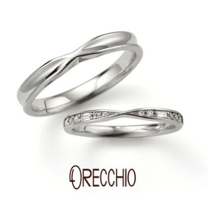 【ORECCHIO(オレッキオ)】<siena~シエナ>SM-2118-P/SM-2119-P