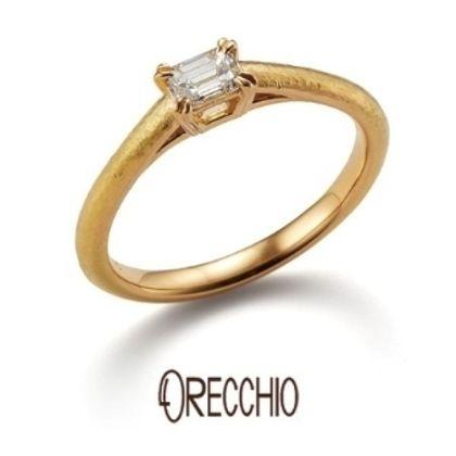 【ORECCHIO(オレッキオ)】ベチバー~シンプルなデザインにハンマー仕上げを施したアンティーク風デザイン
