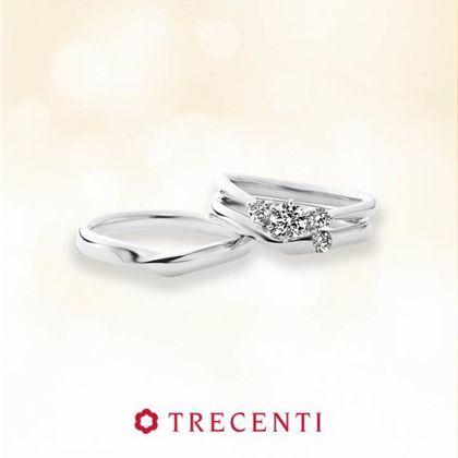 【TRECENTI(トレセンテ)】トリニタ&ウルバーノ (TRI-B, UB-BM ,UB-BL0.05)