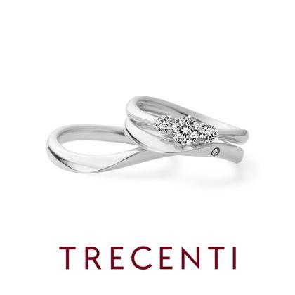 【TRECENTI(トレセンテ)】トリニタ&フローラ(FL-CL1,FL-CM,TRI-C)