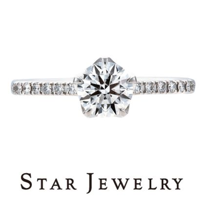 【STAR JEWELRY(スタージュエリー)】STAR CROWN