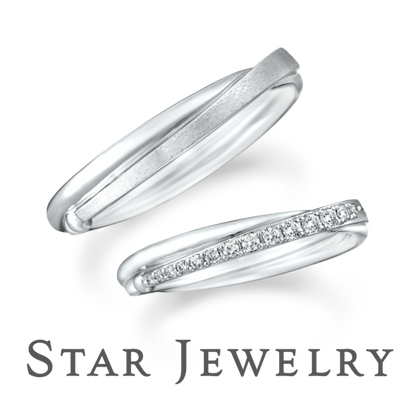 【STAR JEWELRY(スタージュエリー)】TWIN PLANETS