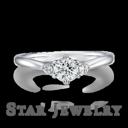 【STAR JEWELRY(スタージュエリー)】SIDE DIAMOND