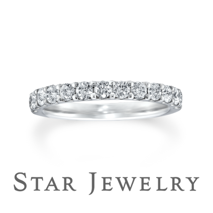 【STAR JEWELRY(スタージュエリー)】PREMIUM ETERNITY RING