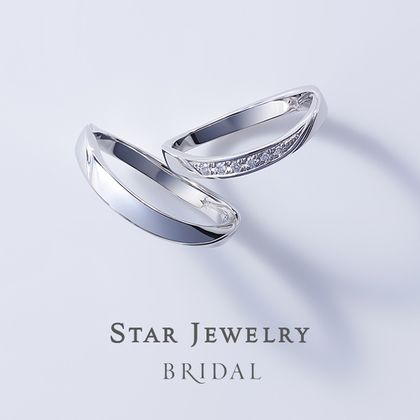 【STAR JEWELRY(スタージュエリー)】YEAR  MODEL 2020 -TWIN PLANETS-