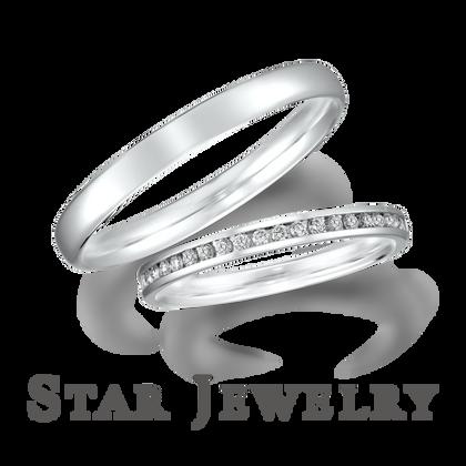 【STAR JEWELRY(スタージュエリー)】PREMIUM ETERNITY RING