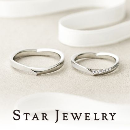 【STAR JEWELRY(スタージュエリー)】SHAPE OF LOVE