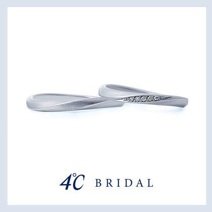 【4℃ BRIDAL(ヨンドシーブライダル)】 【専門店限定】アクアリリー -ありのままの美しさ-|21211-284-5003