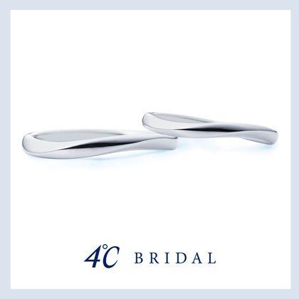 【4℃ BRIDAL(ヨンドシーブライダル)】【専門店限定】リヴュレット -小川-|21182-284-4001