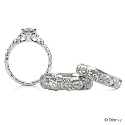【ケイウノ ブライダル(K.UNO BRIDAL)】Disney / リロ&スティッチ