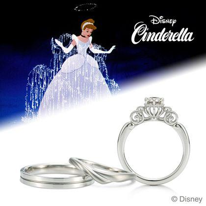 【ケイウノ ブライダル(K.UNO BRIDAL)】Disney / シンデレラ