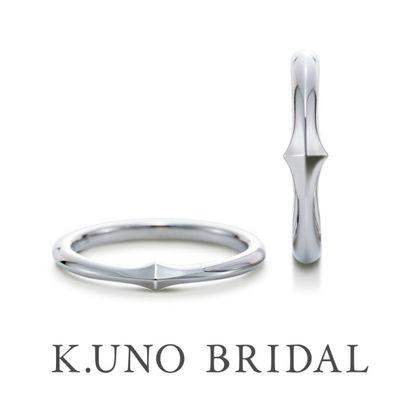【ケイウノ ブライダル(K.UNO BRIDAL)】Croce Piccoro -クローチェ・ピッコロ-