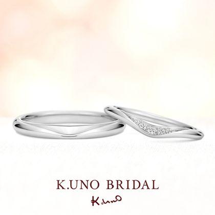 【ケイウノ ブライダル(K.UNO BRIDAL)】【新作】Blu puro-ブループーロ-