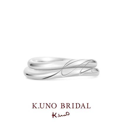 """【ケイウノ ブライダル(K.UNO BRIDAL)】[オーダーメイド] コンセプトは""""ふたりでひとつ"""""""
