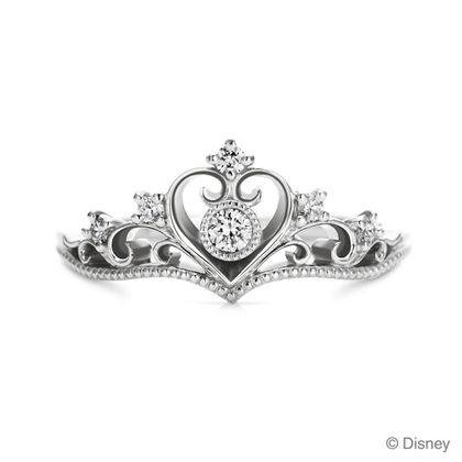 【ケイウノ ブライダル(K.UNO BRIDAL)】Disney / プリンセス・ティアラ・ハート