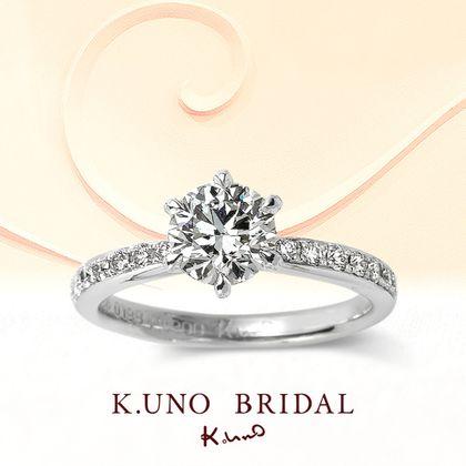 【ケイウノ ブライダル(K.UNO BRIDAL)】Finoa -フィノア-