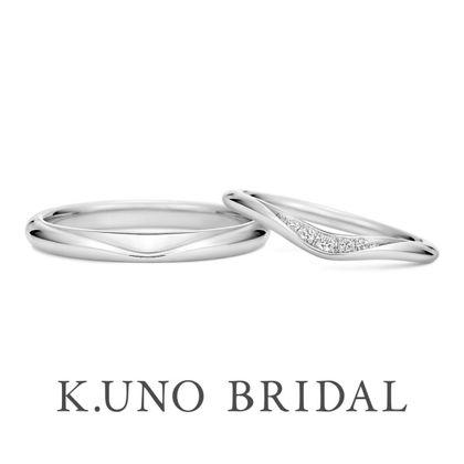 【ケイウノ ブライダル(K.UNO BRIDAL)】Blu puro-ブループーロ-