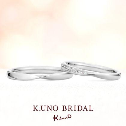 【ケイウノ ブライダル(K.UNO BRIDAL)】Ribbon-リボン-
