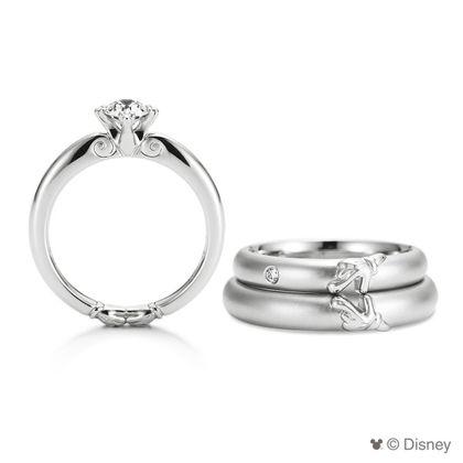 【ケイウノ ブライダル(K.UNO BRIDAL)】Disney / ミッキー&ミニー