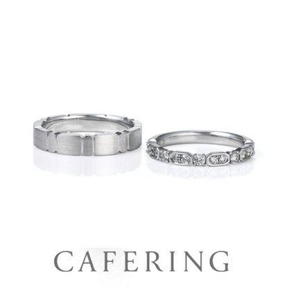【CAFERING(カフェリング)】Granité 氷菓