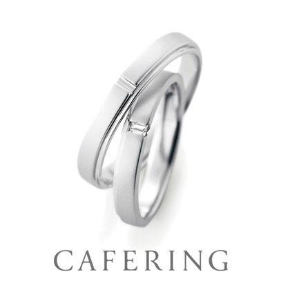 【CAFERING(カフェリング)】Ceremonie 降り注ぐ幸せ