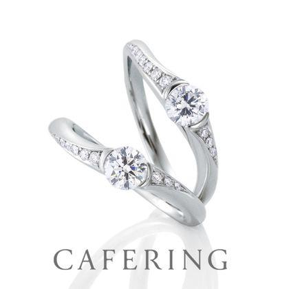 【CAFERING(カフェリング)】Avenir duo 未来へ続く幸せ