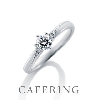 【CAFERING(カフェリング)】Miel duo ハチミツのような甘い幸せ