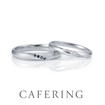 【CAFERING(カフェリング)】Lumiere 幸せヘと続く光(CAFERING BLACK)