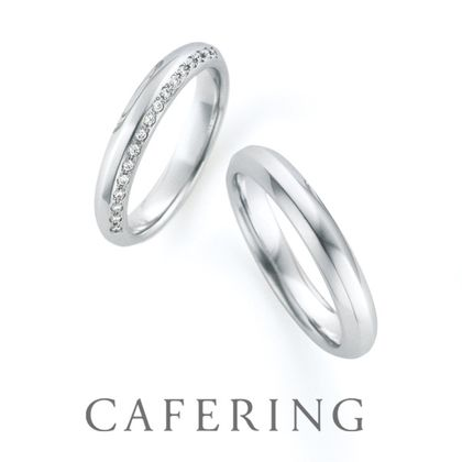 【CAFERING(カフェリング)】First Love 最初の愛が永遠に