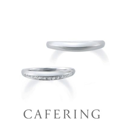 【CAFERING(カフェリング)】Clochette 幸せを呼ぶ鐘