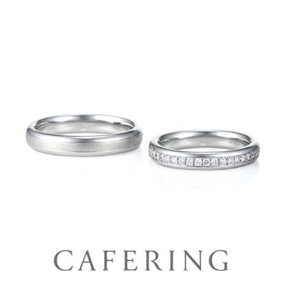 【CAFERING(カフェリング)】Rue Belle 美しい通り