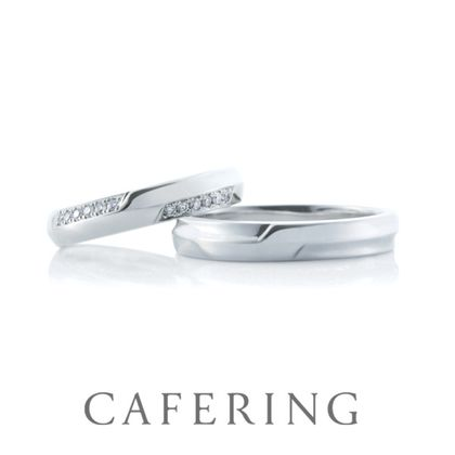 【CAFERING(カフェリング)】Tuileries 美しい庭園