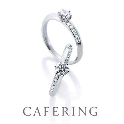 【CAFERING(カフェリング)】Clochette duo 幸せを呼ぶ鐘