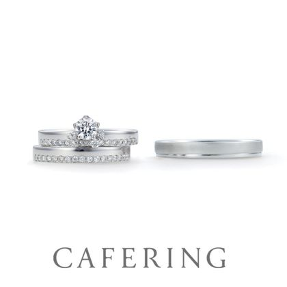 【CAFERING(カフェリング)】LOVE STYLE & Dear 愛の形&いとしいあなた