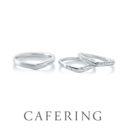 【CAFERING(カフェリング)】Vanille 優しい時間