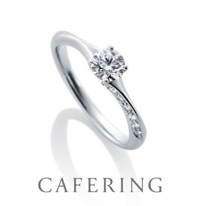 【CAFERING(カフェリング)】Noel Blanc 心をこめて贈り物
