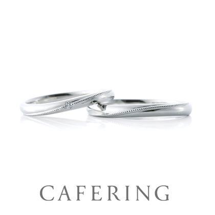 【CAFERING(カフェリング)】Miel ハチミツのような甘い幸せ