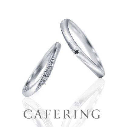 【CAFERING(カフェリング)】Robe de mariee 永遠のメモリー(CAFERING BLACK)
