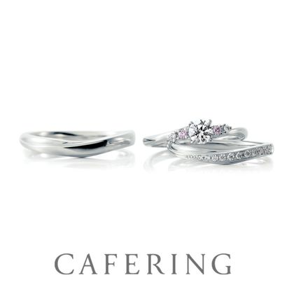 【CAFERING(カフェリング)】Reve duo & Reve 夢が叶う時