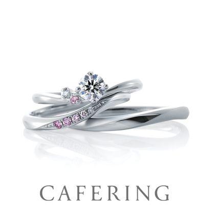 【CAFERING(カフェリング)】Robe de mariee duo & Robe de mariee 永遠のメモリー