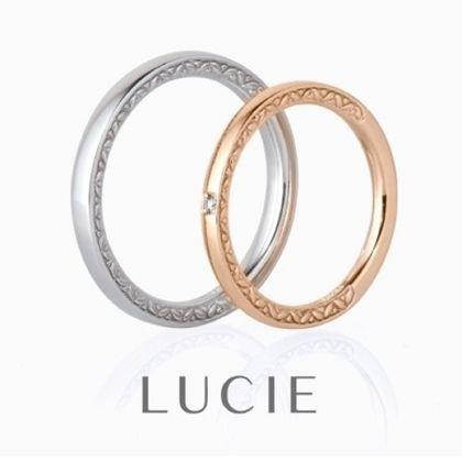 【LUCIE(ルシエ)】ネッサンス(薔薇の芽生え)