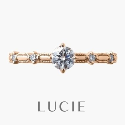 【LUCIE(ルシエ)】クロシェ(薔薇の鐘楼)