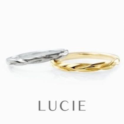 【LUCIE(ルシエ)】モアレ(波模様)