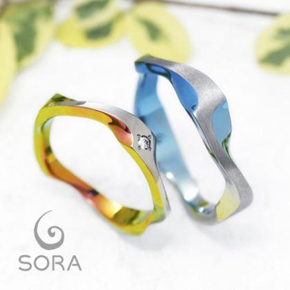 【SORA(ソラ)】FJORD :フィヨルド